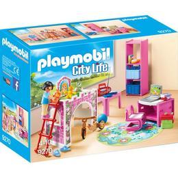 Playmobil City Life - Camera Copiilor