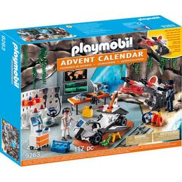Playmobil Christmas - Calendar Craciun - Agent Secret
