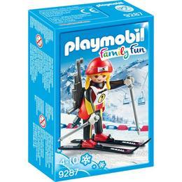 Playmobil Family Fun - Femeie Schior