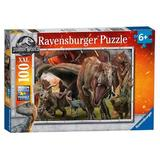 Puzzle Jurassic World, 100 Piese - Ravensburger
