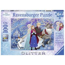 Puzzle Frozen, 100 Piese Xxl - Ravensburger