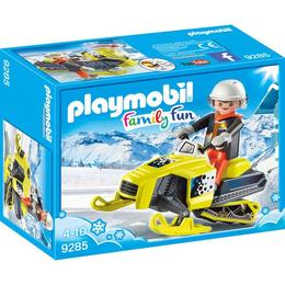 Playmobil Family Fun - Snowmobil