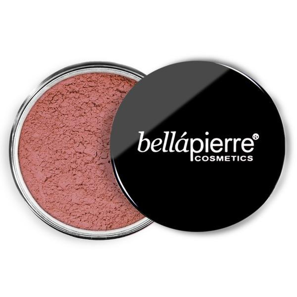 Blush mineral Suede 4g BellaPierre imagine produs