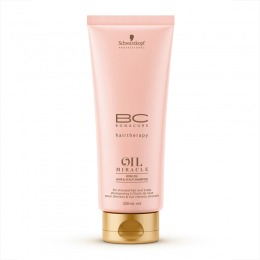 Sampon cu Ulei de Trandafiri - Schwarzkopf BC Oil Miracle Rose Oil Oil-In-Shampoo 200ml