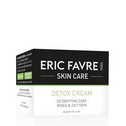 Cream de zi detoxifiantă pentru tenul normal/mixt - Eric Favre Skin Care Detox 50 ml