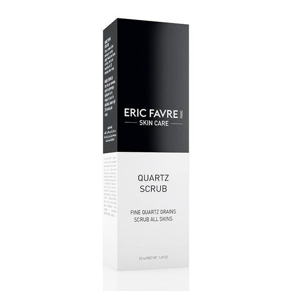Scrub exfoliant - Eric Favre Skin Care Quartz 50 ml imagine produs