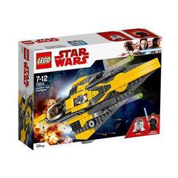 LEGO Star Wars - Jedi Starfighter al lui Anakin (75214)