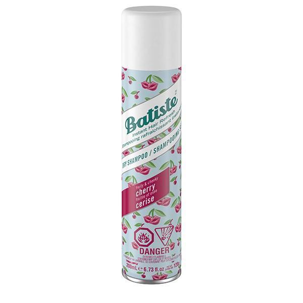 Șampon uscat cu parfum de cireșe Batiste Cherry 200 ml imagine produs