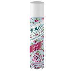 Șampon uscat cu parfum de cireșe Batiste Cherry 200 ml