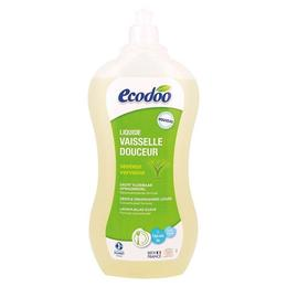 Detergent lichid BIO pentru vase cu aloe vera si cu verbină EcoDoo 1000 ml