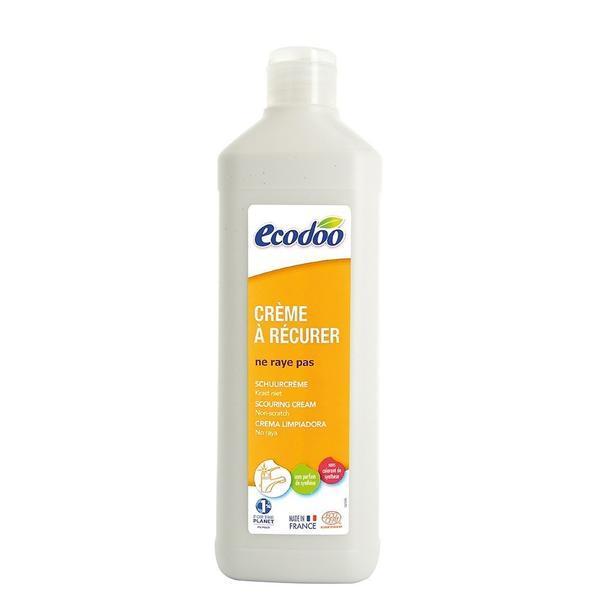 Pastă abrazivă BIO cu bicarbonat de sodiu 500 ml EcoDoo esteto.ro