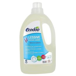 Detergent lichid Bio de rufe cu lavandă 1.5L EcoDoo
