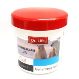 Balsam Antireumatic Puterea Ursului Dr. Life, 250ml