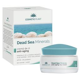 Crema de Zi Anti-Aging Dead Sea Minerals Cosmetic Plant, 50ml
