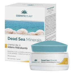 Crema de Zi Intens Hidratanta Dead Sea Minerals Cosmetic Plant, 50ml