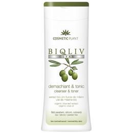 Demachiant si Tonic Bioliv Clear Cosmetic Plant, 200ml