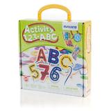 Joc de insiretat, litere si numere Activity 123, ABC.