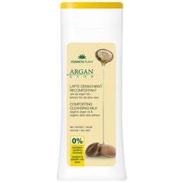 Lapte Demachiant Reconfortant Argan Aloe Cosmetic Plant, 200ml