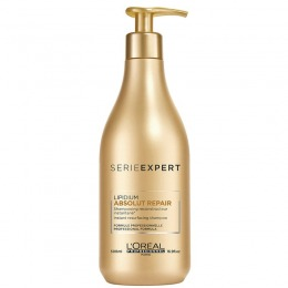 Sampon pentru Par Deteriorat - L'oreal Professionnel Absolut Repair Lipidium Shampoo 500 ml