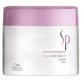 SHORT LIFE - Masca Scalp Sensibil - Wella SP Balance Scalp Mask 400 ml