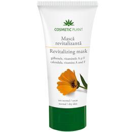 Masca Revitalizanta cu Galbenele Cosmetic Plant, 100ml