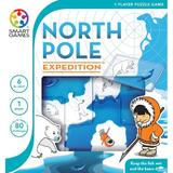 Joc educativ - North Pole Expedition. Expeditie la Polul Nord