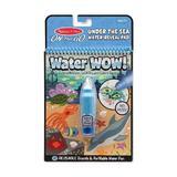Carnet de colorat Water Wow!, Apa magica. Oceanul