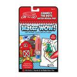 Carnet de colorat Water Wow!, Apa magica. Uneste punctele