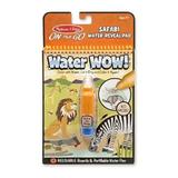 Carnet de colorat Water Wow!, Apa magica. Safari