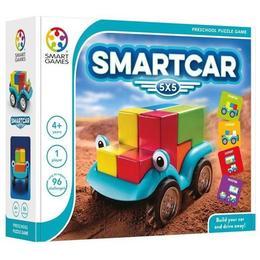 Set constructie - SmartCar 5x5 - Smart Games 4 ani+