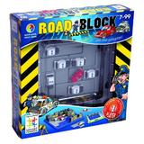 Joc educativ - Road Block. Blocajul din strada