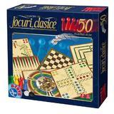 Joc de societate - Colectie de jocuri clasice: 50 posibilitati de joc