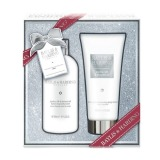 Set Cadou Baylis & Harding Jojoba, Silk and Almond Oil 2 Piece Set - Gel de Dus 300ml, Lotiune Corp 200ml