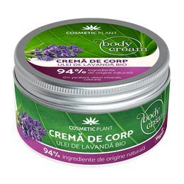 Crema de Corp cu Ulei de Lavanda Bio Cosmetic Plant, 200ml de la esteto.ro