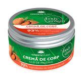 Crema de Corp cu Ulei de Migdale Dulci Cosmetic Plant, 200ml