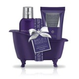Set Cadou Baylis & Harding Wild Blackberry and Apple Small Bath Set - Crema de Dus 50ml, Unt de Corp 30ml