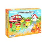 Joc educativ - The Little Firefighters. Micii pompieri