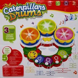 Jucarie interactiva omida, cu sunete si lumini, multicolora, 16 melodii - Disney Toy