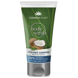 Exfoliant Corporal cu Nuca de Cocos Cosmetic Plant, 150ml