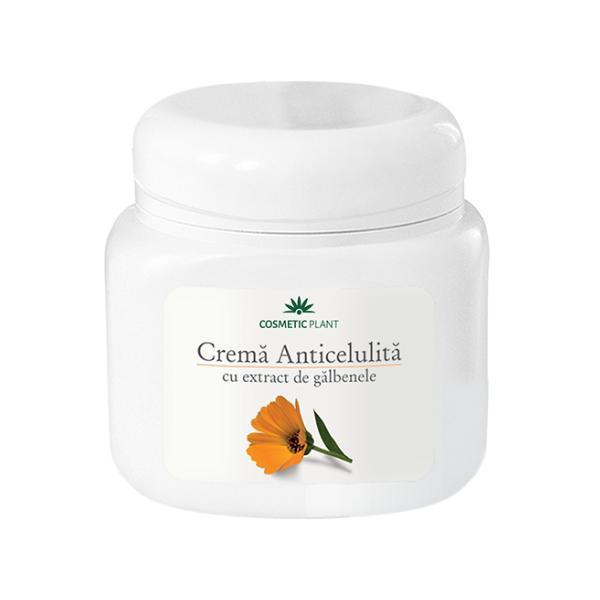 Crema pentru Celulita cu Extract de Galbenele Cosmetic Plant, 500ml imagine produs