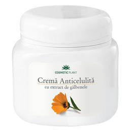 Crema Anticelulita cu Extract de Galbenele Cosmetic Plant, 500ml