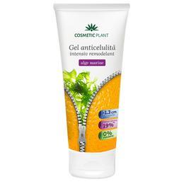 Gel Anticelulita Intensiv Remodelant cu Extract de Alge Marine Cosmetic Plant, 200ml