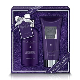 Set Cadou Baylis & Harding Wild Blackberry and Apple 2 Piece Set - Gel de Dus 300ml, Lotiune de Corp 200ml