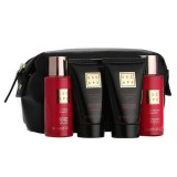 Set Cadou Baylis & Harding Escape Cherry Blossom & Jasmine Wash Bag Set - Sampon 100ml, Balsam 50ml, Gel de Dus 100ml, Crema de Corp 50ml