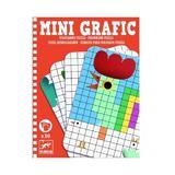 Set desen - Mini Grafic. Coloriages pixels. Pixeli