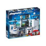 Playmobil City Action - Sediu de Politie cu Inchisoare