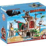 Playmobil Dragons - Insula Berk