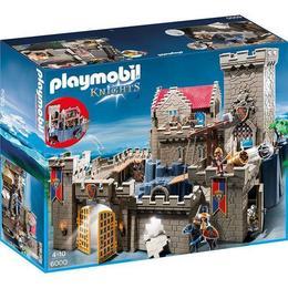 Playmobil Knights - Castelul Regal al Cavalerilor Lei