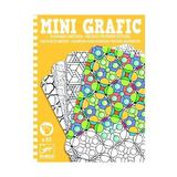 Mini grafic. Coloriages Abstraits. Abstract