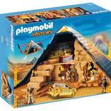 Playmobil History - Piramida faraonului